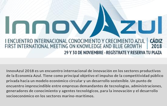 InnovAzul I Encuentro Internacional Conocimiento y Crecimiento Azul