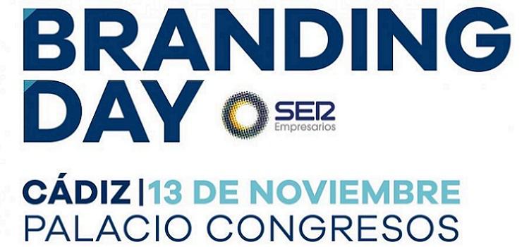 II Branding Day Cádiz, el 13/11/2018